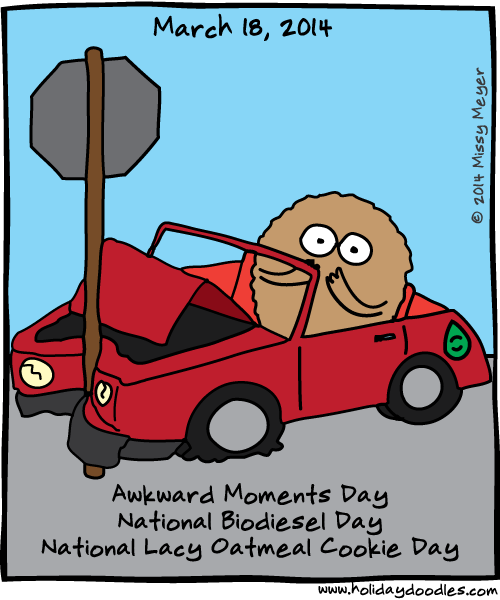 Awkward Moments Day 2014 Awkward Moments Day